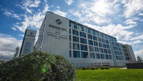 Boulevard Hotel Baku - Sputnik Азербайджан