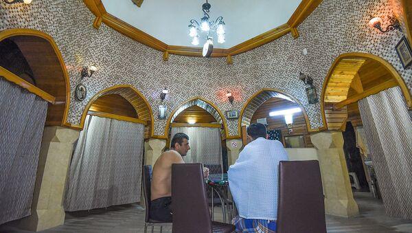 Баня Гасымбей хамамы - Sputnik Азербайджан