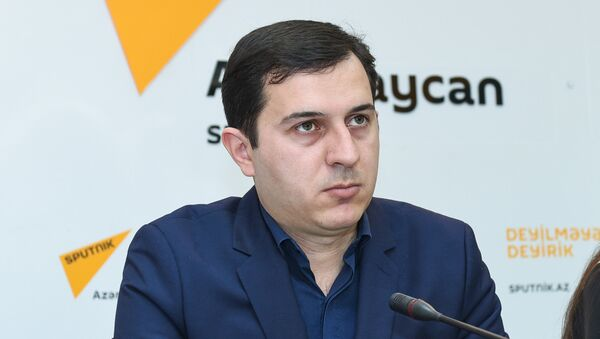 Эльнур Эльтурк - Sputnik Азербайджан