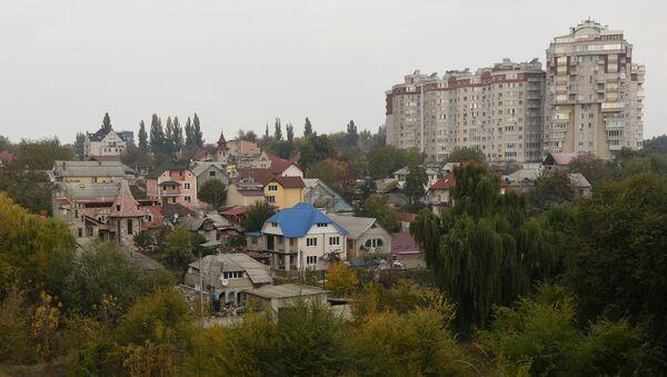 Вид на Кишинев, фото из архива - Sputnik Азербайджан