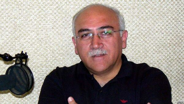 İsa Qəmbər - Sputnik Azərbaycan