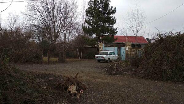 В Агдаме село подверглось обстрелу со стороны ВС Армении - Sputnik Азербайджан