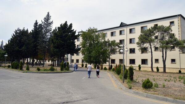 Lənkəran Rayon Mərkəzi Xəstəxanası - Sputnik Azərbaycan