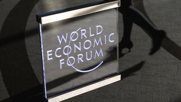 Всемирный экономический форум - Sputnik Азербайджан