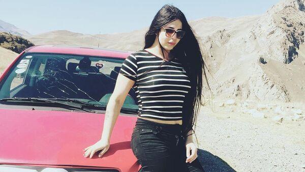 Транссексуал Сабина - Sputnik Азербайджан