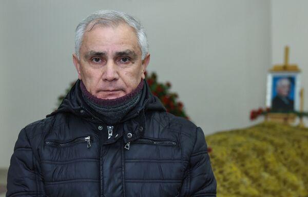 Народный артист Азербайджана Юсиф Гасымов - Sputnik Азербайджан