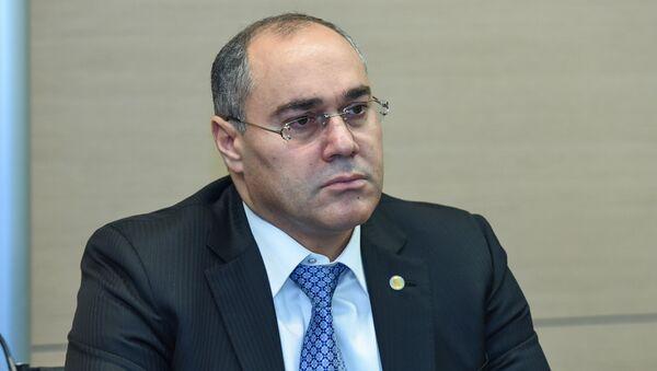 Сафар Мехтиев, председатель Государственного таможенного комитета АР - Sputnik Азербайджан