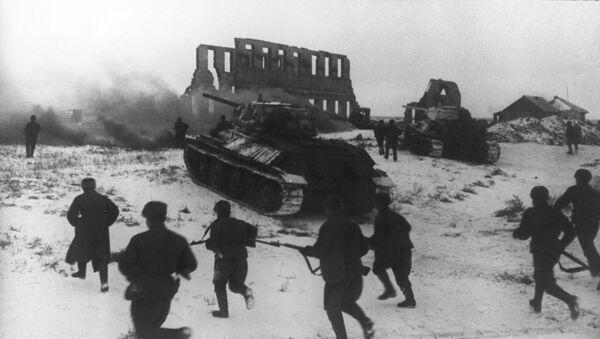 Великая Отечественная война 1941-1945 годов - Sputnik Азербайджан