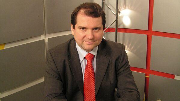 Политолог Владимир Корнилов - Sputnik Азербайджан