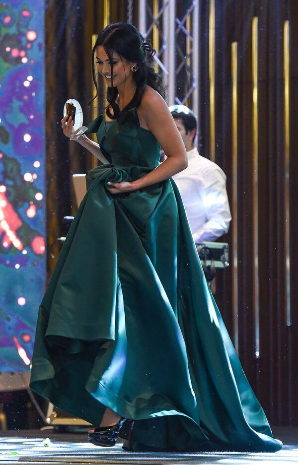 Церемония вручения ежегодной премии Azerbaijan Best Awards 2017 - Sputnik Азербайджан