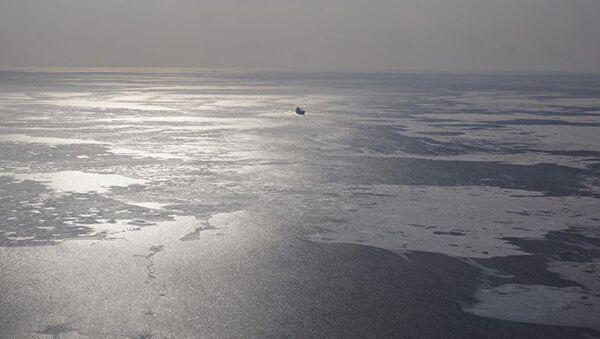 Японское море, фото из архива - Sputnik Азербайджан