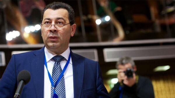 Выступление Самеда Сеидова на сессии ПАСЕ - Sputnik Азербайджан