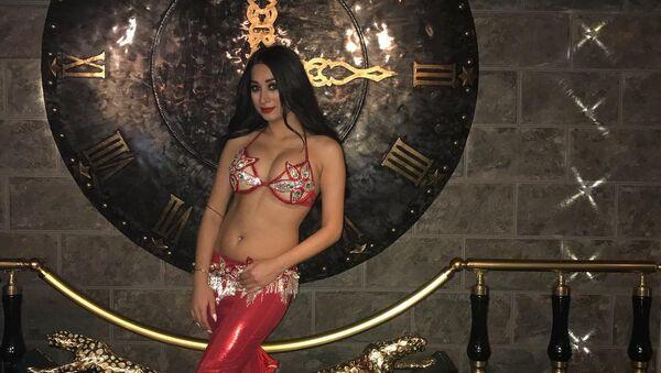 Танцовщица Кямаля Сафаралиева - Sputnik Азербайджан
