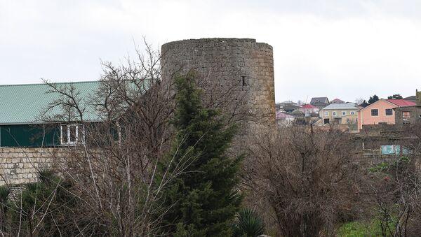 Башня Гала в Бильгя - Sputnik Азербайджан