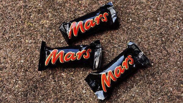 Шоколад Mars, фото из архива - Sputnik Азербайджан