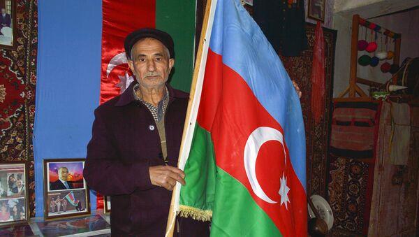 Житель Масаллинского района Амирали Ягубов - Sputnik Азербайджан