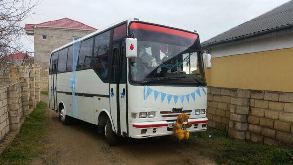 Avtobus - Sputnik Azərbaycan