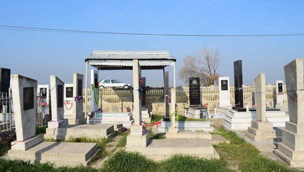 Сельское кладбище, архивное фото - Sputnik Азербайджан
