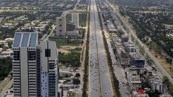 Исламабад, фото из архива - Sputnik Азербайджан
