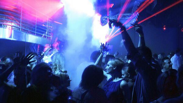 Ночной клуб - Sputnik Азербайджан