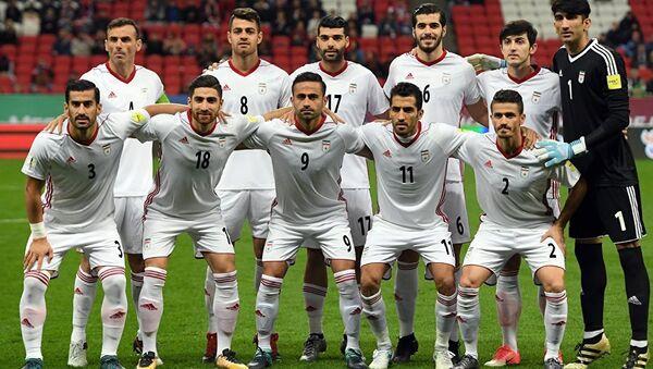 Сборная Ирана по футболу - Sputnik Азербайджан