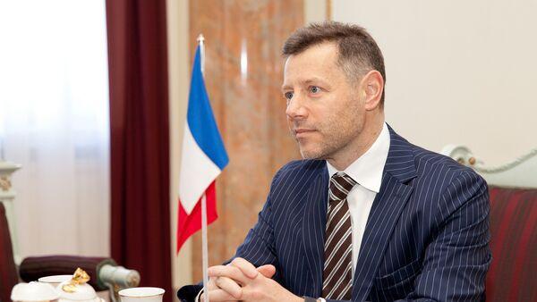Сопредседатель Минской группы ОБСЕ от Франции Стефан Висконти, фото из архива - Sputnik Азербайджан