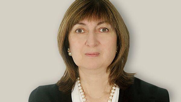 Директор Бюро Международной организации труда для стран Восточной Европы и Центральной Азии Ольга Кулаева - Sputnik Азербайджан