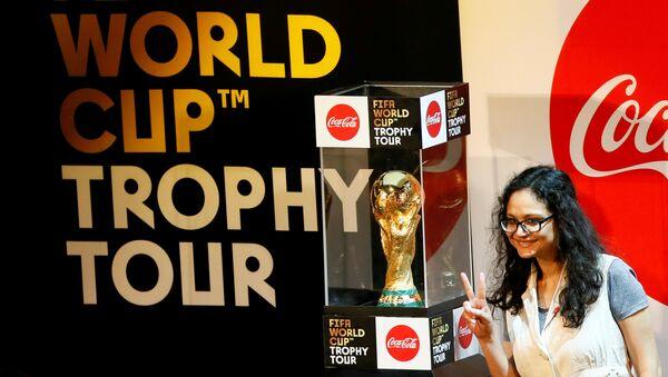 Кубок мира FIFA - Sputnik Азербайджан