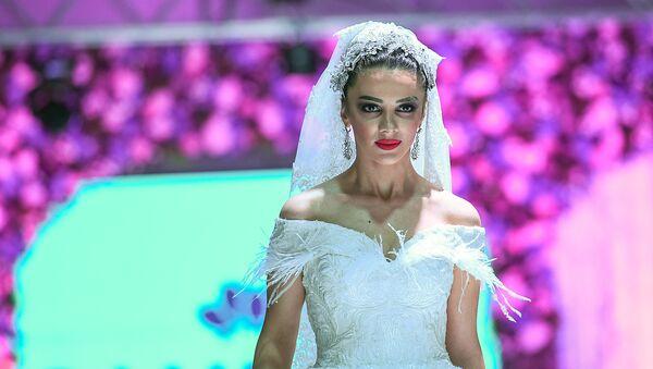 Beauty Fashion Show Семь красавиц - Sputnik Азербайджан