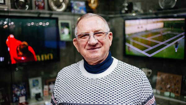 Николай Мирный - Sputnik Азербайджан