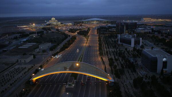 Международный аэропорт Гейдар Алиев в Баку - Sputnik Азербайджан