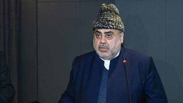 Председатель УМК шейхульислам Аллахшукюр Пашазаде - Sputnik Азербайджан