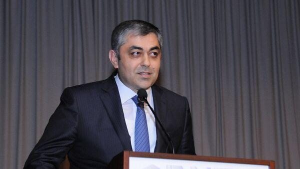 Министр транспорта, связи и высоких технологий Азербайджана Рамин Гулузаде - Sputnik Азербайджан