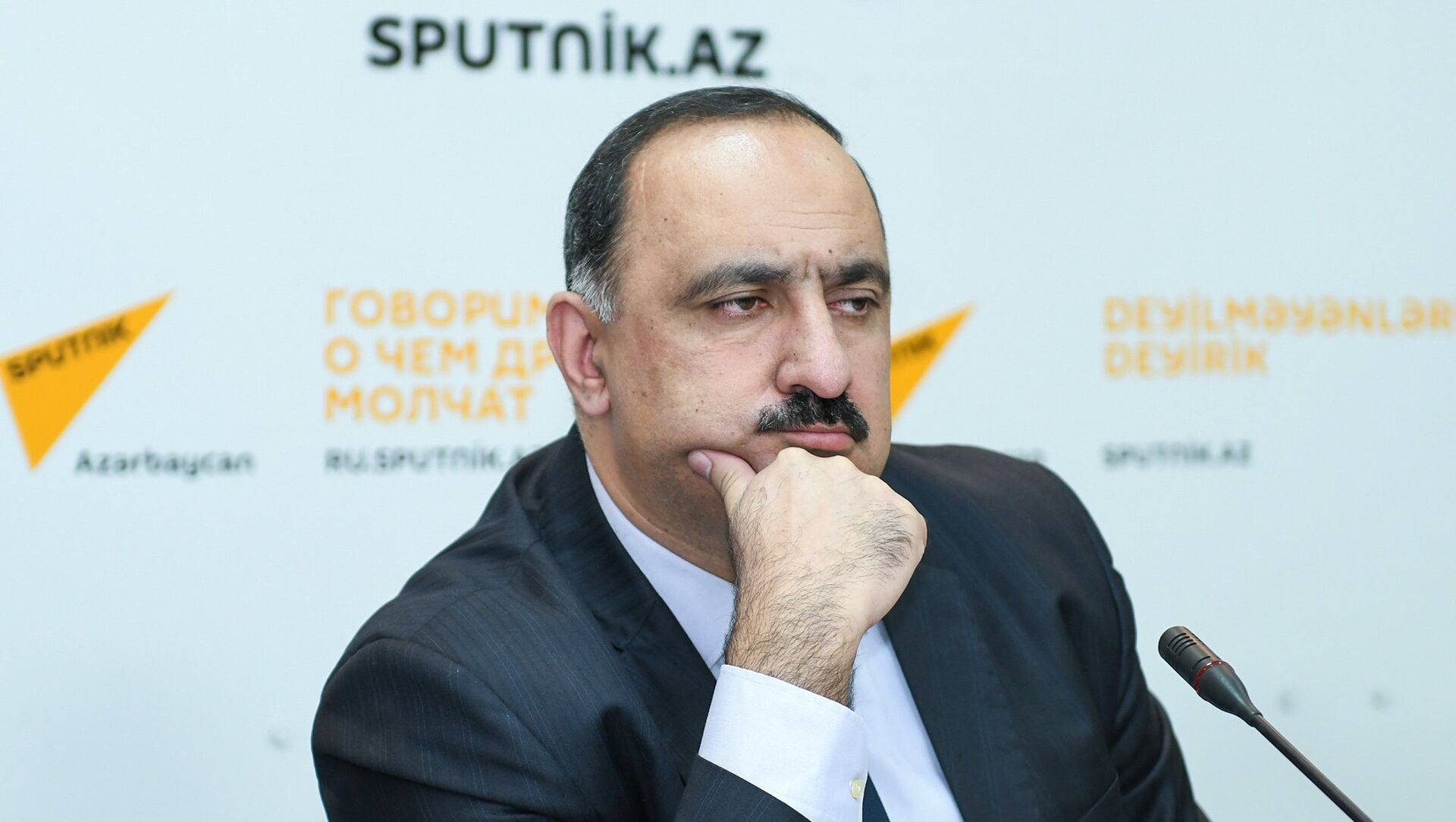 Доктор философии по истории Ильгар Нифталиев - Sputnik Азербайджан, 1920, 17.03.2021