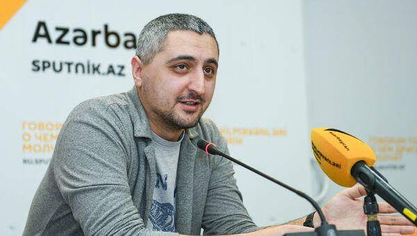 Rauf Qurbanəliyev - Sputnik Azərbaycan
