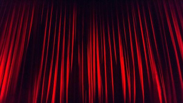 Teatr pərdəsi - Sputnik Azərbaycan
