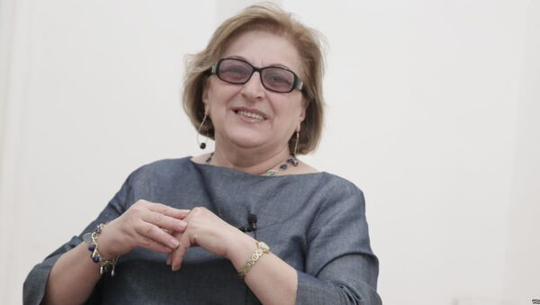 Саида Годжаманлы - Sputnik Азербайджан