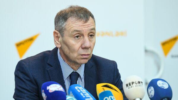 Российский политолог, генеральный директор НП Институт политических исследований Сергей Марков - Sputnik Азербайджан