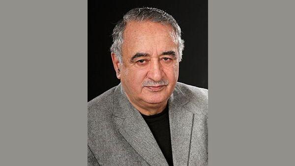 Əməkdar artist Rafiq Hüseynov - Sputnik Azərbaycan