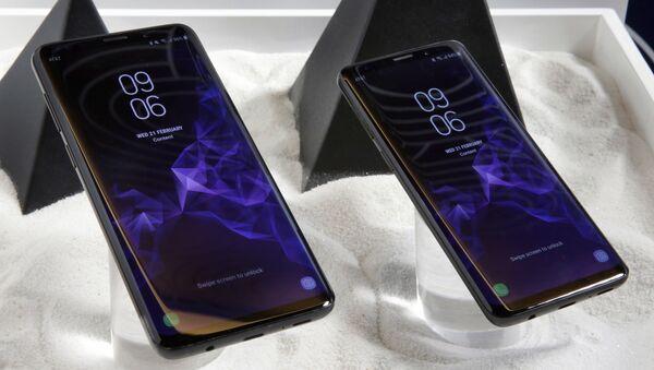 Samsung Galaxy S9 - Sputnik Азербайджан
