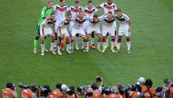 Сборная Германии по футболу - Sputnik Азербайджан