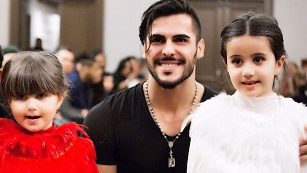Проживающий в Америке азербайджанец Стефано Суарос представил свою новую детскую коллекцию, созданную его модной академией S&D - Sputnik Азербайджан