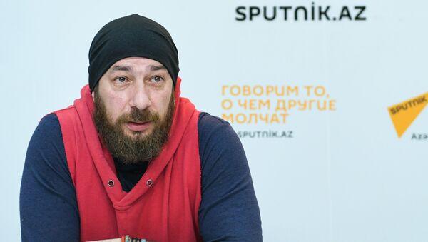 Aktyor Kamran Ağabalayev - Sputnik Azərbaycan