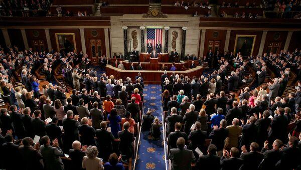 Сенат США - Sputnik Азербайджан