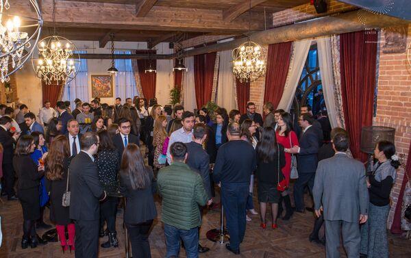 В Баку Медиа Центр состоялось мероприятие День Итальянского Дизайна - Sputnik Азербайджан