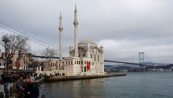 İstanbul - Sputnik Azərbaycan