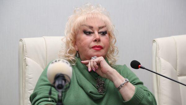 Ильхама Гулиева, Народная артистка - Sputnik Азербайджан