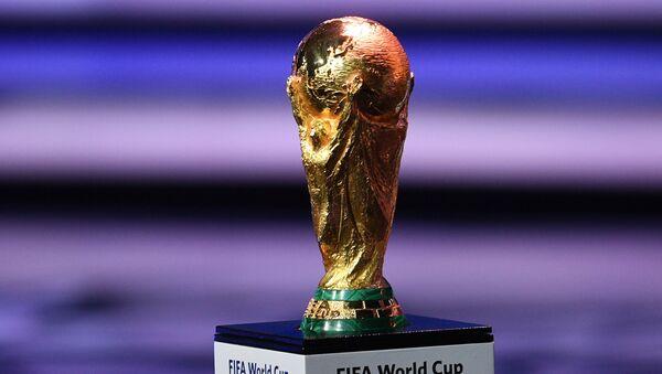 Официальная жеребьевка чемпионата мира по футболу 2018 - Sputnik Азербайджан