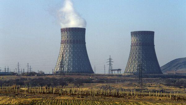 Армянская АЭС - Sputnik Азербайджан