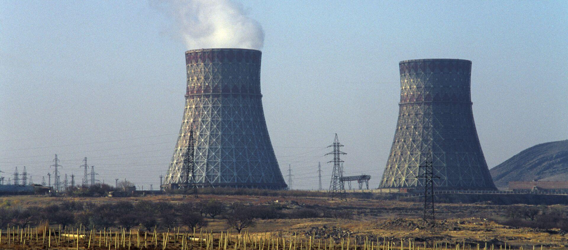 Армянская АЭС - Sputnik Азербайджан, 1920, 05.03.2018